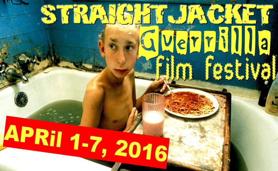 StraightJacket Guerrilla Film Festival – ONLINE
